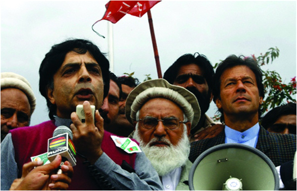 Will Chaudhry Nisar Join PTI?