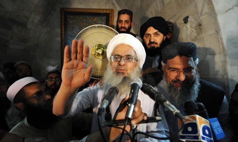 Maulana Abdul Aziz's Media Talks