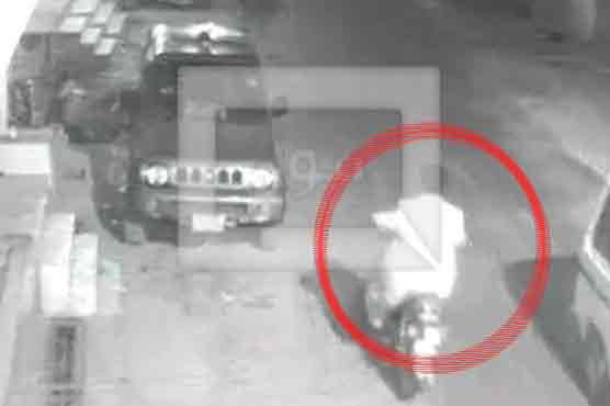 CCTV Footage of Quetta Suicidal Blast