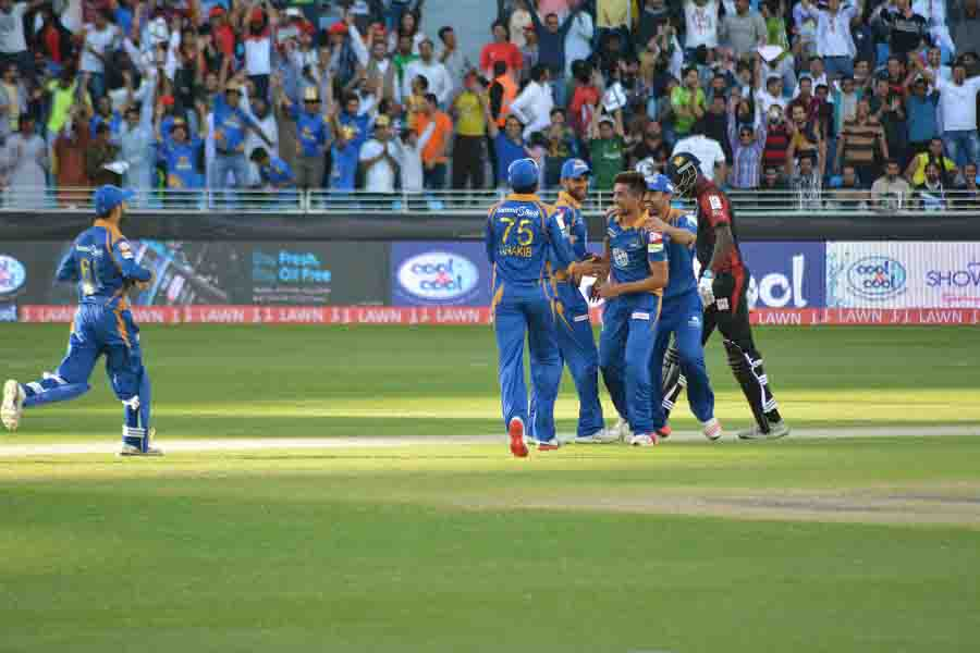Winning Moments Of Karachi Kings