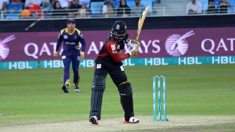 Chris Gayle 60 off 34 Balls Lahore Qalandars vs Quetta Gladiators PSL Match 18
