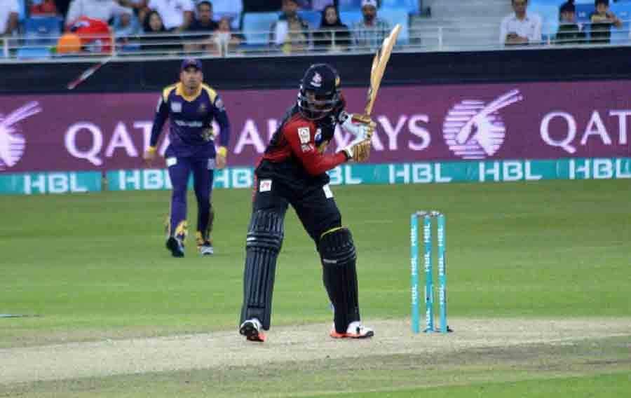 Highlights: Lahore Qalandars vs Quetta Gladiators