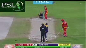 Islamabad United Amazing & Superb Sixes vs Quetta Gladiators 11 Feb 2016