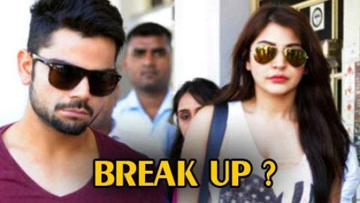Anushka Sharma And Virat Kohli Breakup ? HOT NEWS