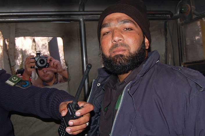 Mumtaz Qadri Hanged in Adiala Jail