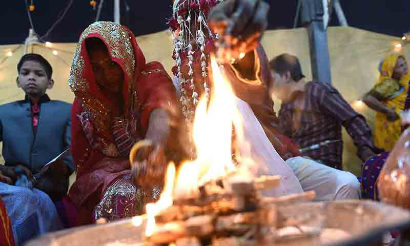 NA unanimously Passes Hindu Marriage Bill 2015