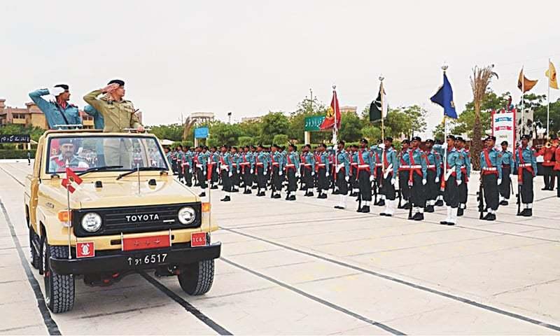 Karachi: Passing Out Parade