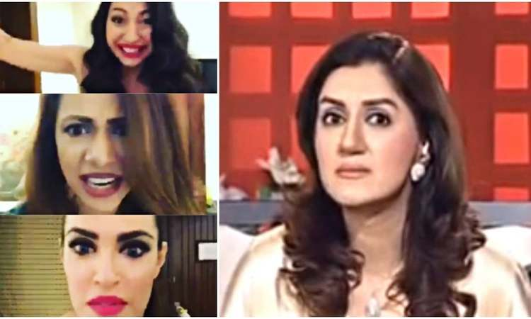 Top Models Take on Ayesha Sana's Furious Outburst on Dubsmash