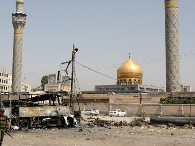 Syria : Dozens Killed Near Syeda Zainab Shrine