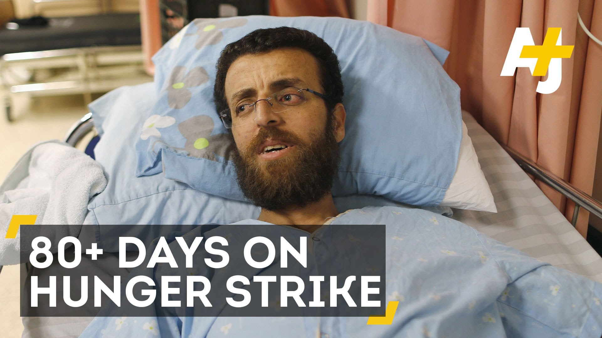 A Palestinian Journalist On Hunger Strike