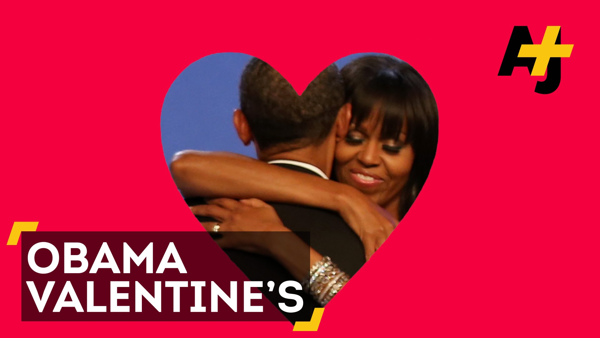 A Very Barack Obama Valentine's Day