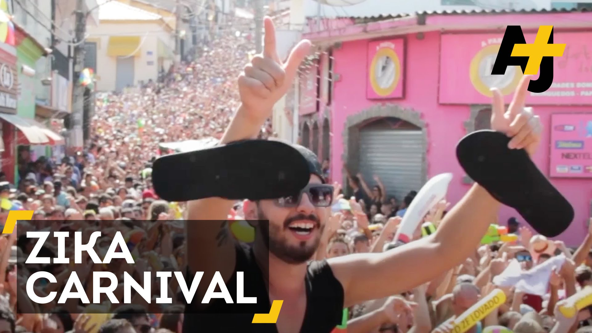 Anti-Zika Anthem For Brazil's Carnival