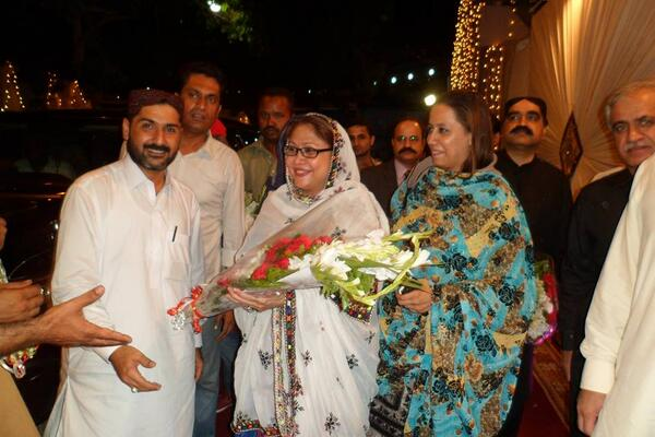 I Haven't Seen Uzair Baloch: Faryal Talpur