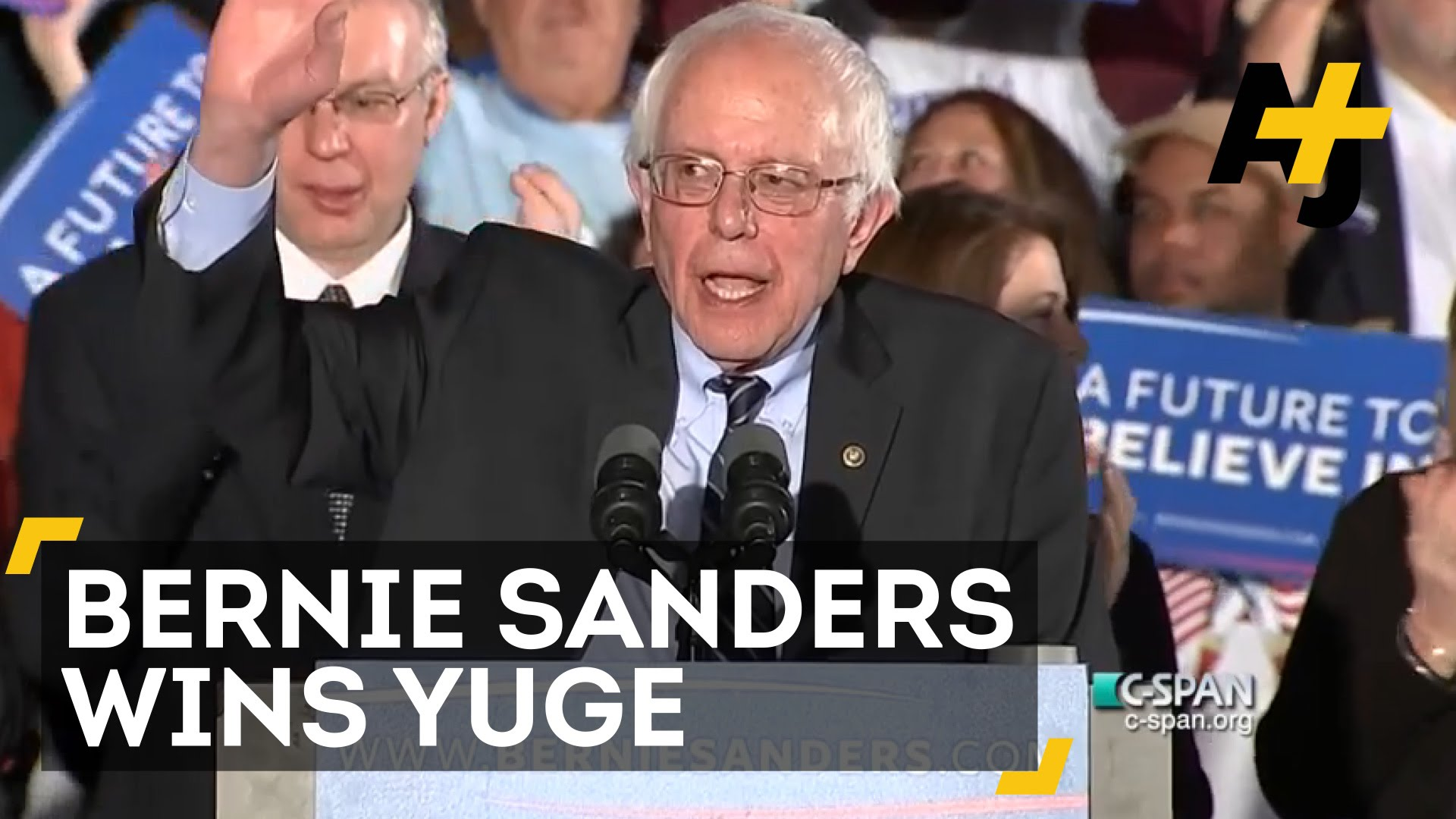 Bernie Sanders Just Crushed It In New Hampshire