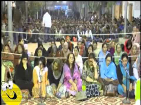 Altaf Hussain Lectures about Human Reproductive System