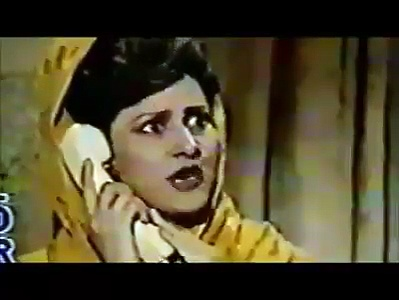 Bushra Ansari as PIA Air Hostess