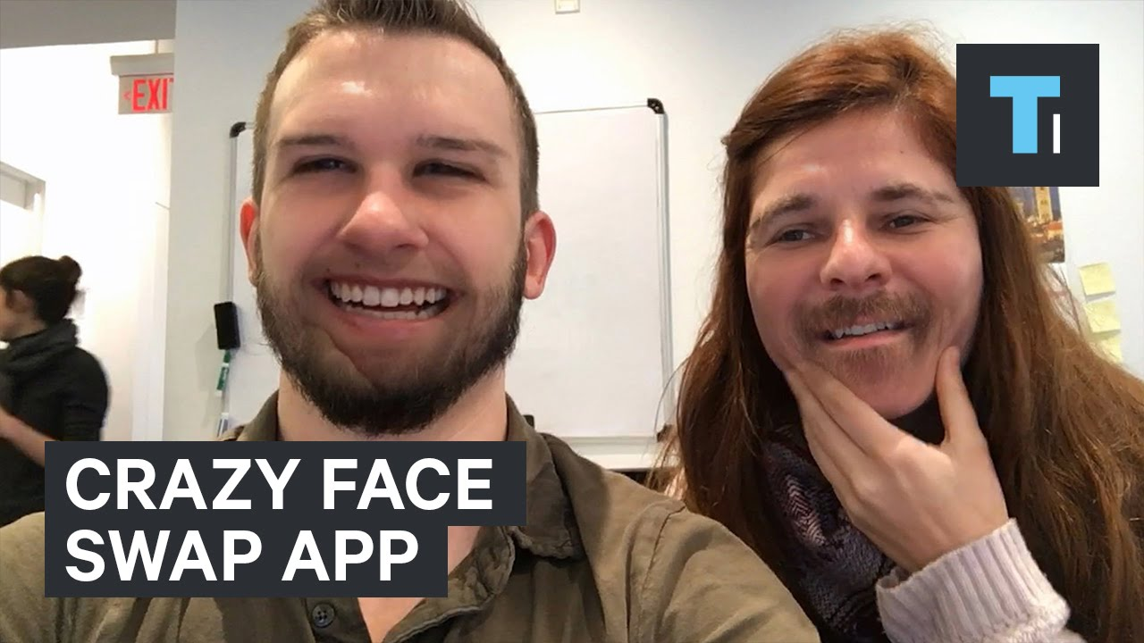 Crazy Face Swap App