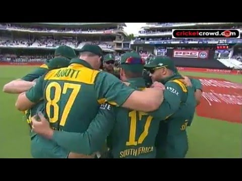 ODI 5: England Vs South Africa – Highlights