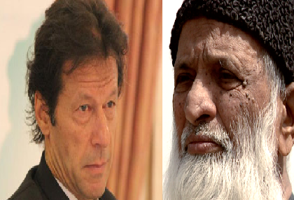 Imran Khan Threatened to Abduct Me – Abdul Sattar Edhi
