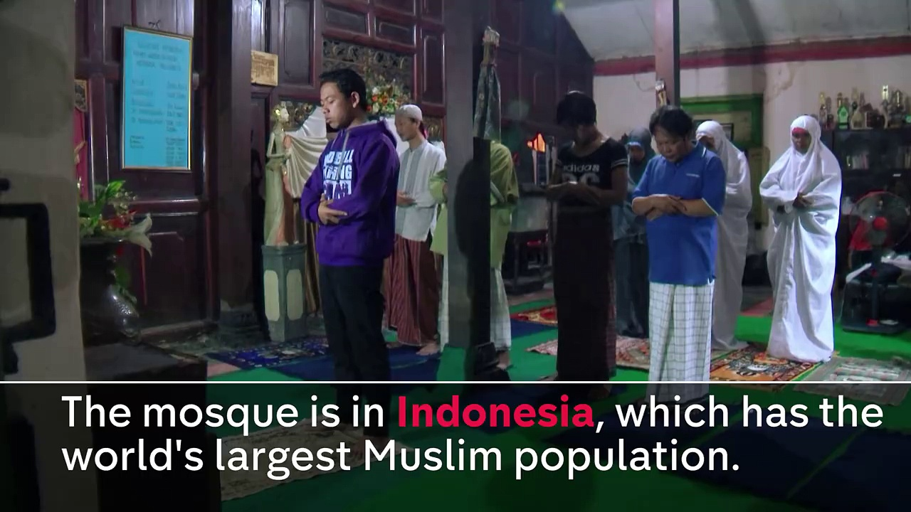 First and Only Transgender Mosque in Indonesia