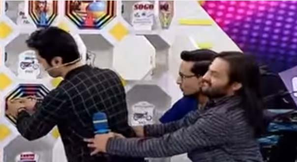 Funny Moment In Jeeto Pakistan