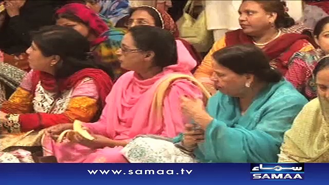 MQM Supporter Fainted During Hunger Strike
