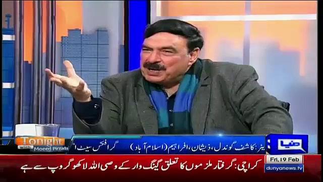 I Am Not Happy With Imran Khan, Says Shaikh Rasheed