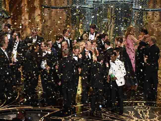 Oscar Winners At 88th Academy Awards