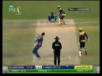 PSL Match 4 Gladiators vs Kings 06Feb2016 – Gladiators Batting Complete Highlights (Quetta vs Karachi)