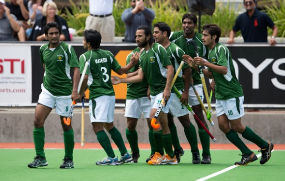 Pakistan Defeat India In Hockey Final of South Asian Games