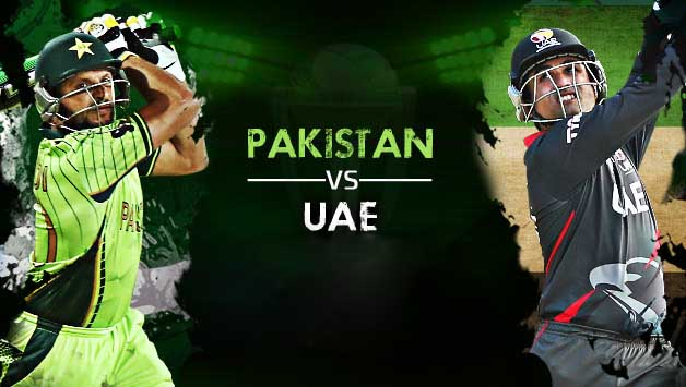 Asia Cup: Pakistan To Take On UAE