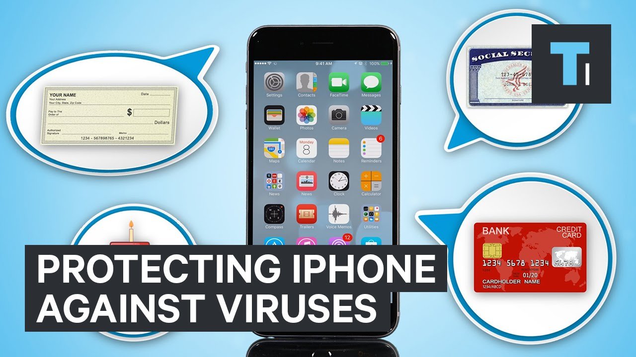 Protecting iPhone Against Viruses