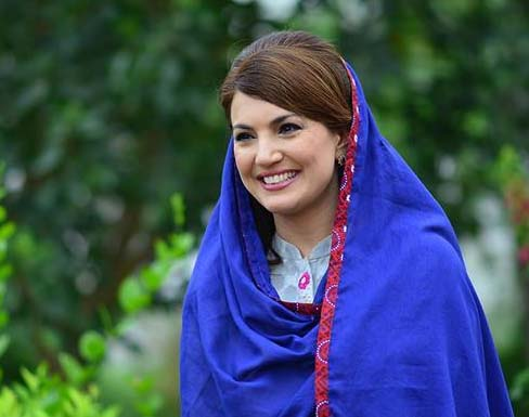 Reham Khan Talks About 'Duppata'