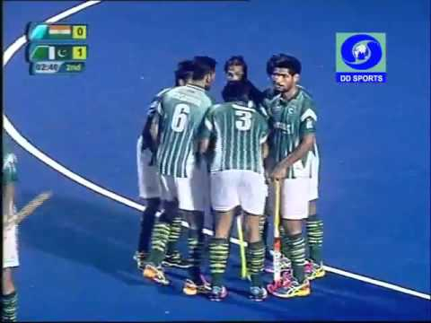 Highlights: SAFF Games 2016 Pak Vs Ind | Hockey Final