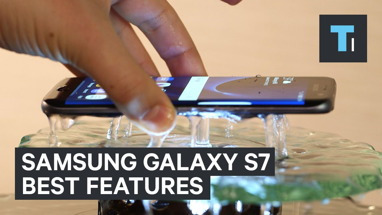 Samsung Galaxy S7's Coolest New Features