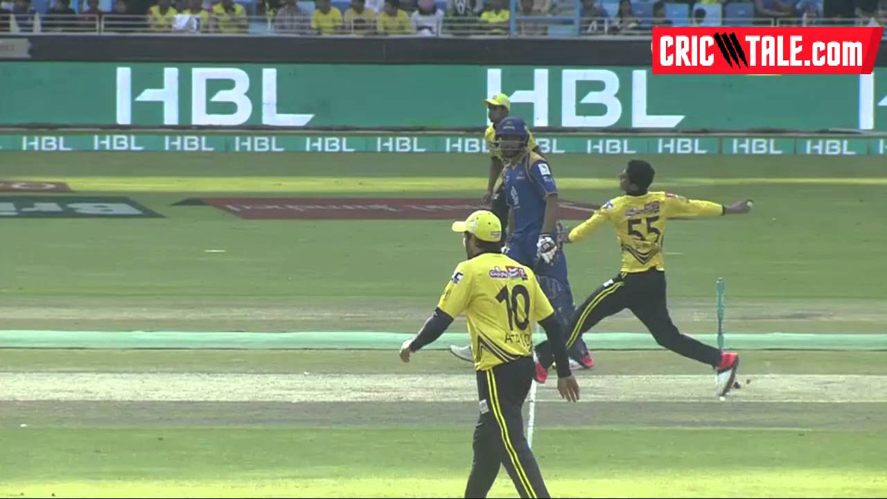 Shoaib Malik's Out Controversy