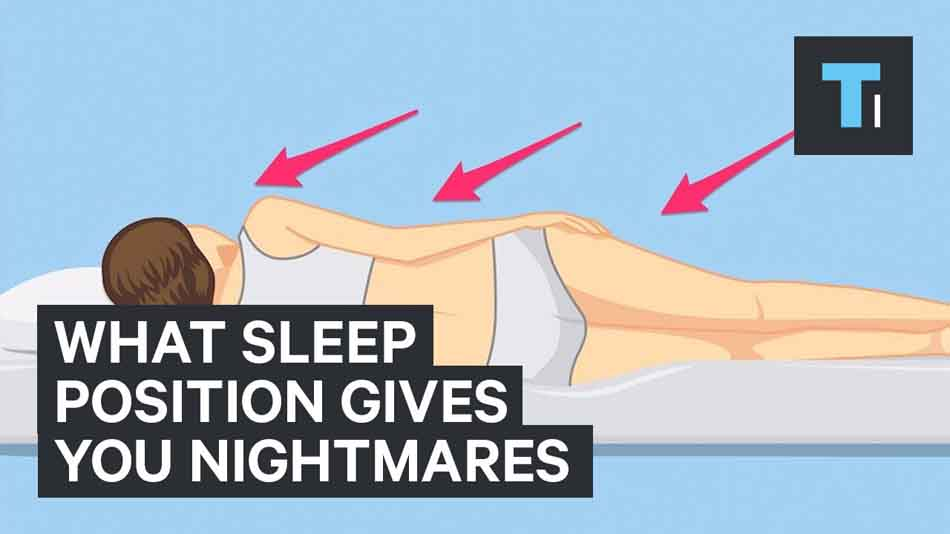 What Sleep Position Gives You Nightmares