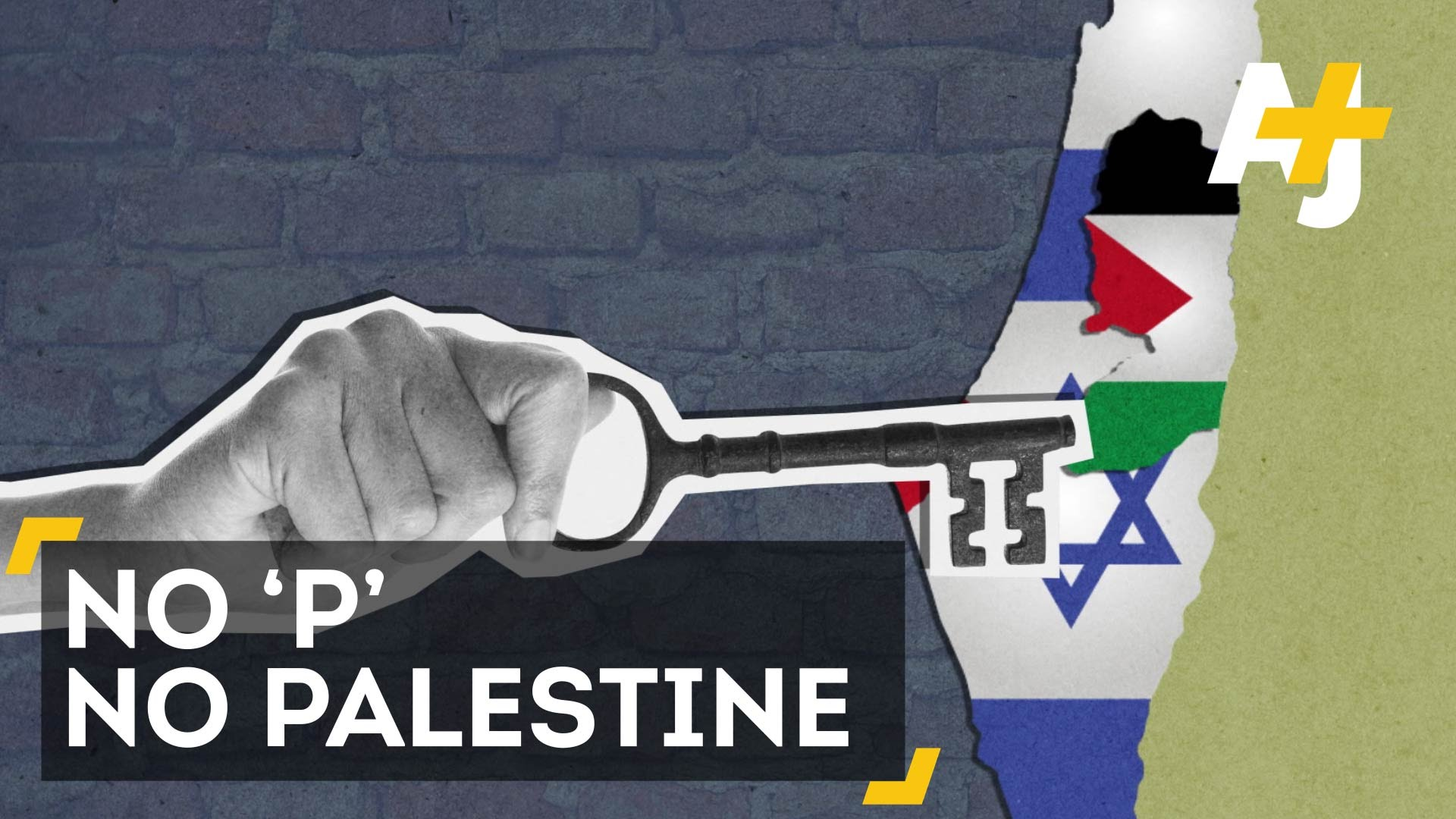There's No 'P' In Palestine So It Shouldn't Exist Says Israeli Lawmaker