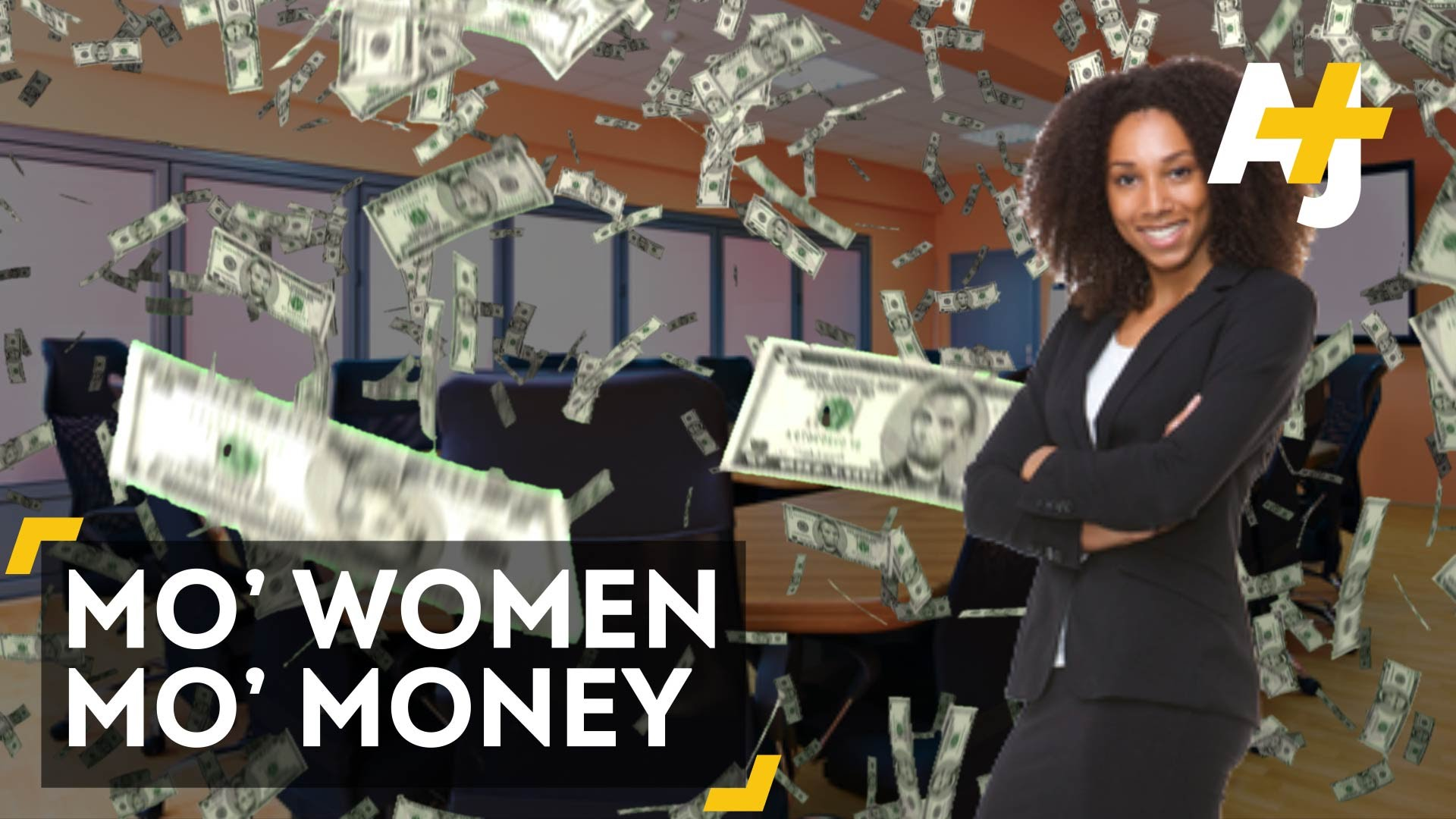 Want More Money? Hire More Women