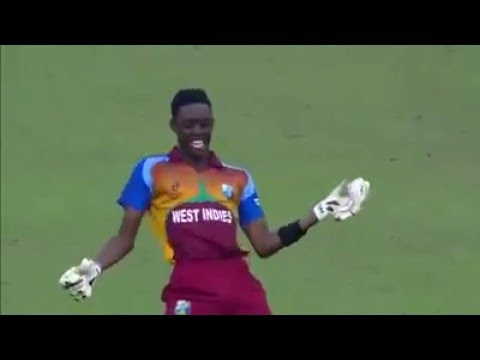 West Indies Stars 'Do The Springer'