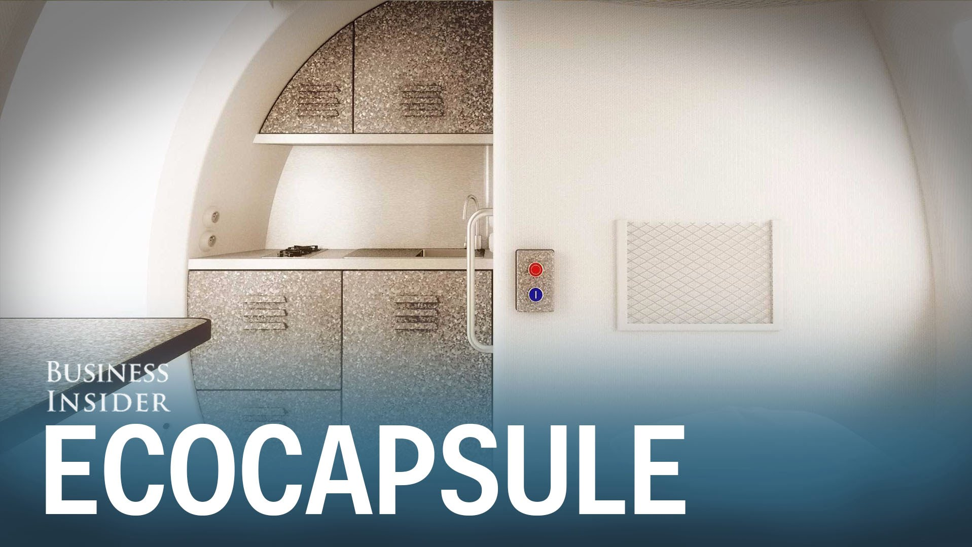 Ecocapsule: A Self-Sustained Home