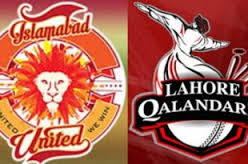 Lahore Qalandars vs Islamabad United PSL match highlights 17 Feb 2016