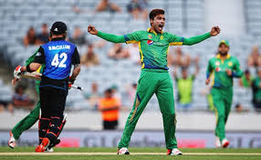 Muhammad Amir To McCullum Golden Duck Pak Vs NZ 3rd ODI Match