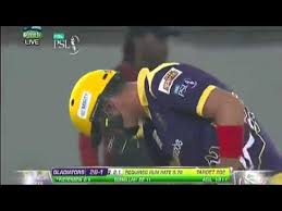 Kevin Pietersen 5 Fours on 5 Balls to Ehsan Adil