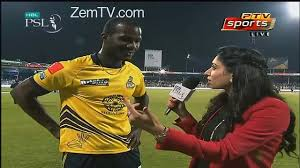 What Sammy Said to Afridi During Last Over
