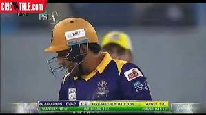 Sarafaraz Ahmad and Umpire Fight in PSL Match Over a Wide Ball