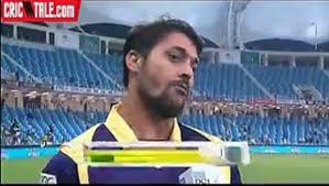 Ahmad Shahzad Made Fun of Anwar Ali When he Was Giving inter view to Zainab