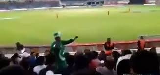 Imran Khan Zindabad During Islamabad United vs Quetta PSL Match