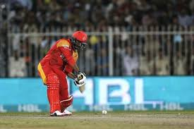 Match 9: Islamabad United vs Lahore Qalandars – Sharjeel Khan's Innings