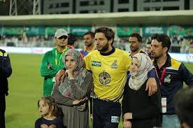 Look at Shahid Afridi's daughter